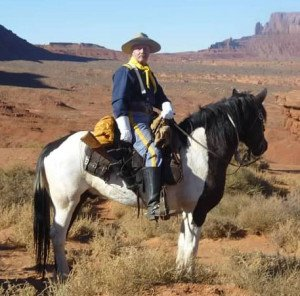 Horseback riding in Monument Valley - Monument Valley Ride - 2