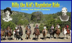 Billy the Kid's Regulator Ride