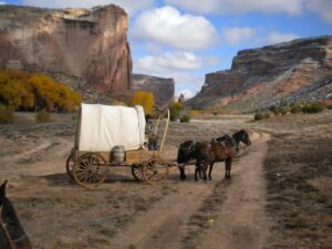 Canyon de Chelly horseback ride