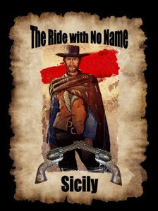 The Ride with No Name - Logo