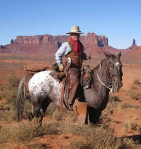 Horseback riding in Monument Valley - Monument Valley Ride - 01