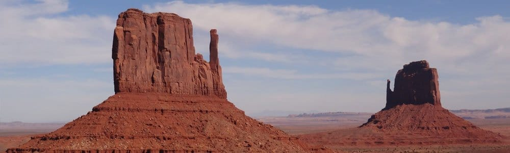 John Wayne's Monument Valley Horseback Ride