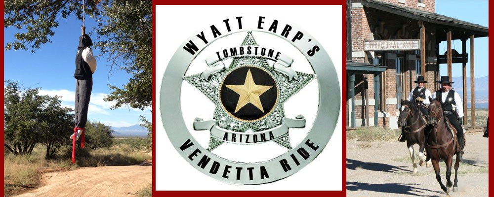 Horseback riding in Tombstone, AZ - Wyatt Earp's Vendetta Ride - 6