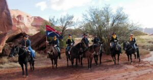 12. Monument Valley Ride 2015