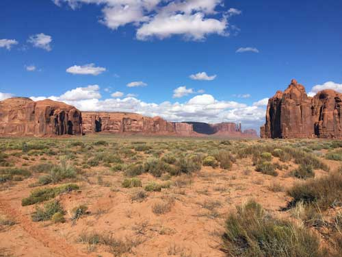 16. Monument Valley Ride 2015