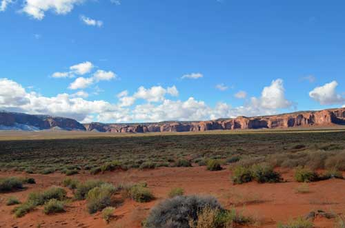 28. Monument Valley Ride 2015