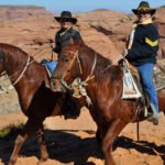 Horseback Riding in Monument Valley