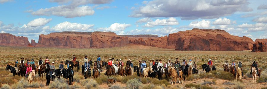 John Wayne's Monument Valley Ride