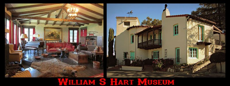 William-S-Hart-Museum