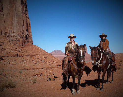 John Wayne's Monument Valley Ride 2018