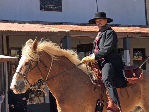 Wyatt Earp's Vendettta Ride 2018