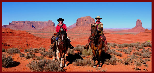 Monument Valley Horseback Ride